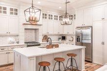 Modern Interior - Kitchen Plan #430-184