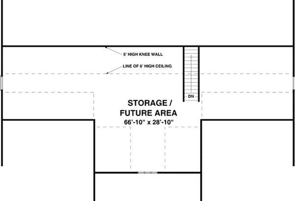 Ranch Floor Plan - Other Floor Plan #56-623