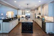 Craftsman Style House Plan - 4 Beds 3 Baths 2863 Sq/Ft Plan #929-7 Interior - Kitchen