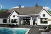 Farmhouse Style House Plan - 3 Beds 2.5 Baths 2125 Sq/Ft Plan #51-1134
