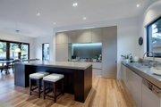Modern Style House Plan - 4 Beds 2.5 Baths 3584 Sq/Ft Plan #496-18 Interior - Kitchen