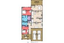 Cottage Floor Plan - Main Floor Plan Plan #63-148