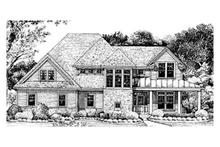 Farmhouse Exterior - Front Elevation Plan #20-752