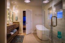 Contemporary Interior - Master Bathroom Plan #20-2205