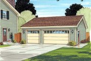 Traditional Style House Plan - 0 Beds 0 Baths 1 Sq/Ft Plan #312-874 Photo