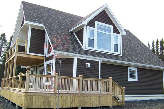 Cottage Photo Plan #118-112