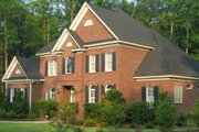 Traditional Style House Plan - 5 Beds 4.5 Baths 4145 Sq/Ft Plan #1054-59 Exterior - Front Elevation
