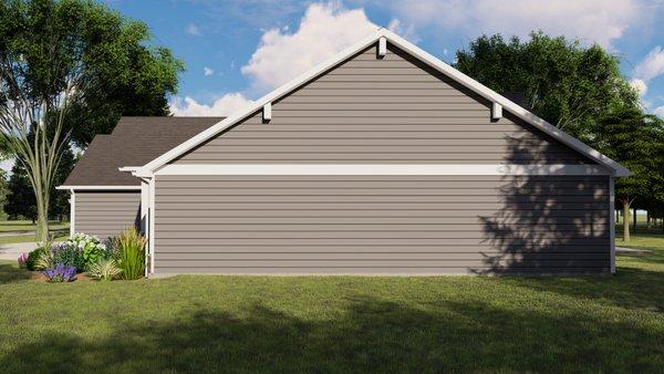 Home Plan - Craftsman Floor Plan - Other Floor Plan #1064-37