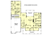 Farmhouse Style House Plan - 4 Beds 3.5 Baths 2926 Sq/Ft Plan #430-175 Floor Plan - Other Floor Plan
