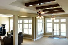 Architectural House Design - Lower Level
