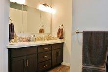 Craftsman Interior - Master Bathroom Plan #1070-13