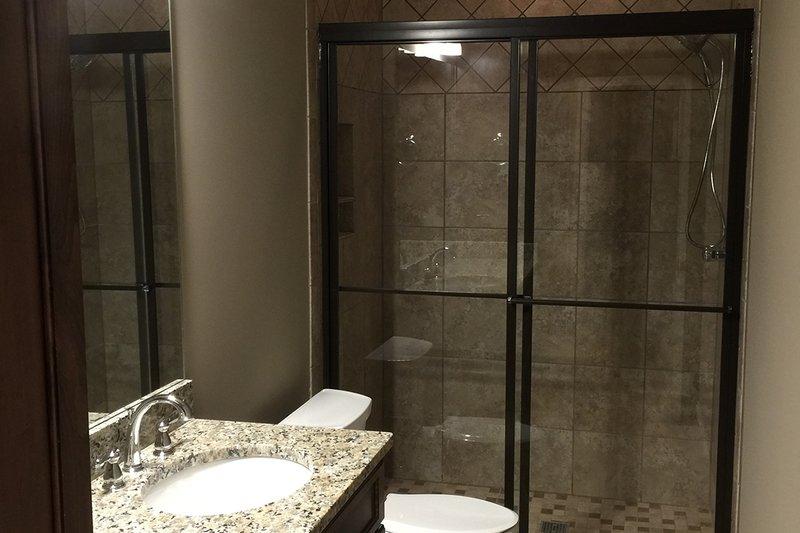 European Interior - Bathroom Plan #437-63 - Houseplans.com