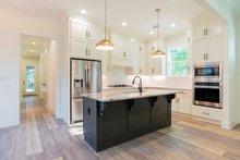 Cottage Interior - Kitchen Plan #430-117