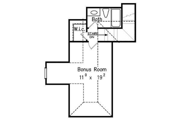 House Design - Upper Bonus