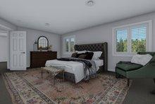 House Plan Design - Traditional Interior - Master Bedroom Plan #1060-8