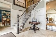 European Style House Plan - 4 Beds 3.5 Baths 3890 Sq/Ft Plan #901-84