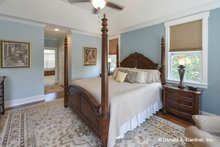 Dream House Plan - Cottage Interior - Master Bedroom Plan #929-992