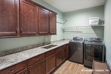 Home Plan - Ranch Interior - Laundry Plan #929-1050
