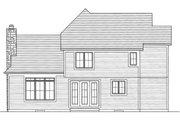 Craftsman Style House Plan - 4 Beds 2.5 Baths 1959 Sq/Ft Plan #46-470