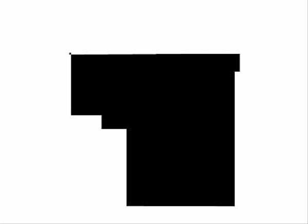 House Blueprint - Contemporary Floor Plan - Upper Floor Plan #47-663