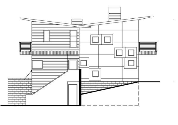 Traditional Floor Plan - Other Floor Plan Plan #484-13