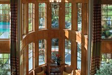 Craftsman Interior - Family Room Plan #132-353