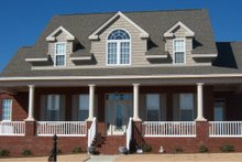 Traditional Exterior - Front Elevation Plan #63-274