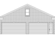 Country Exterior - Front Elevation Plan #932-270