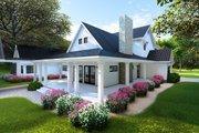 Farmhouse Style House Plan - 4 Beds 3.5 Baths 3342 Sq/Ft Plan #923-101