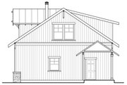 Country Style House Plan - 0 Beds 1 Baths 1422 Sq/Ft Plan #124-1098 Exterior - Other Elevation