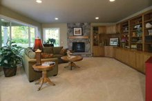 Home Plan - Craftsman Interior - Family Room Plan #132-241