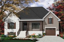 Dream House Plan - Country Exterior - Front Elevation Plan #23-2231