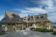 Craftsman Style House Plan - 6 Beds 4.5 Baths 3877 Sq/Ft Plan #928-252