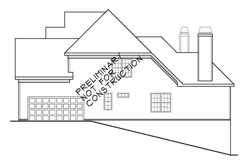 Colonial Exterior - Other Elevation Plan #927-586 - Houseplans.com