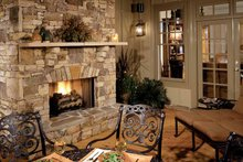House Plan Design - Craftsman Exterior - Rear Elevation Plan #429-272
