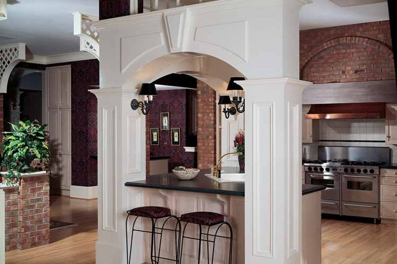 Traditional Interior - Kitchen Plan #927-176 - Houseplans.com