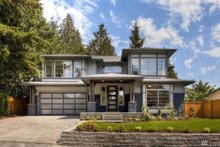 Home Plan - Modern Exterior - Front Elevation Plan #1066-9