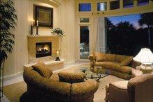 House Plan Design - Living Room