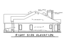 Dream House Plan - European Exterior - Other Elevation Plan #20-1380