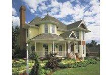 House Plan Design - Victorian Photo Plan #410-107