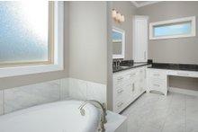 Dream House Plan - Tudor Interior - Master Bathroom Plan #45-372