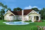 Craftsman Style House Plan - 3 Beds 3 Baths 2498 Sq/Ft Plan #456-33