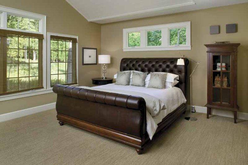 European Interior - Master Bedroom Plan #928-40 - Houseplans.com
