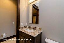 Future Basement Half Bath
