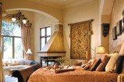 Mediterranean Style House Plan - 4 Beds 5.5 Baths 6524 Sq/Ft Plan #930-325 Interior - Master Bedroom