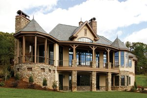 Rustic Mountain House Plans Vacation Home Plans