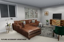 Future Finished Basement Apartment