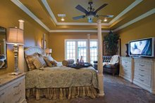 Home Plan - European Interior - Master Bedroom Plan #17-3284