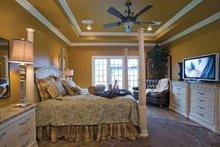 Architectural House Design - European Interior - Master Bedroom Plan #17-3284