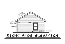 House Plan Design - Traditional Exterior - Other Elevation Plan #20-2449